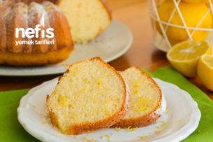 Pamuk Gibi Limonlu Kek Yapımı (videolu) Tarifi