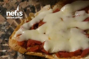 Pizza Tadında Tarifi