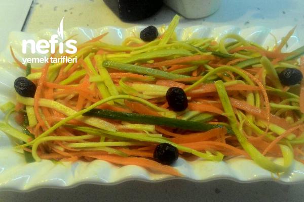 Sarmaşık Salata Tarifi