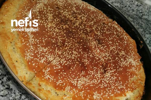 Tepside Çörek Ekmek Tarifi