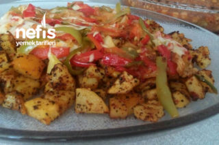 Baharatlı Soslu Patates Tarifi