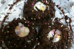 Çikolatalı Soslu Islak Kek Tarifi