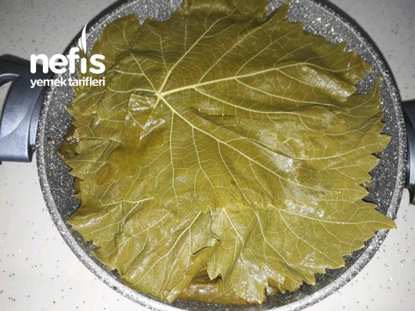 Lezzeti İç Harcında Saklı Yaprak Sarması