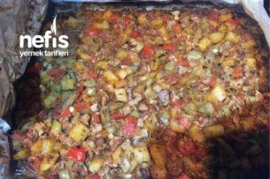 Sar Pişir Kebabı Tarifi