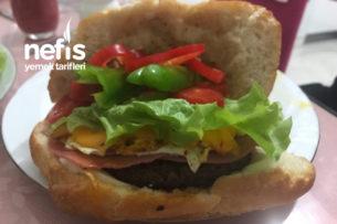 Efsane Hamburger Tarifi