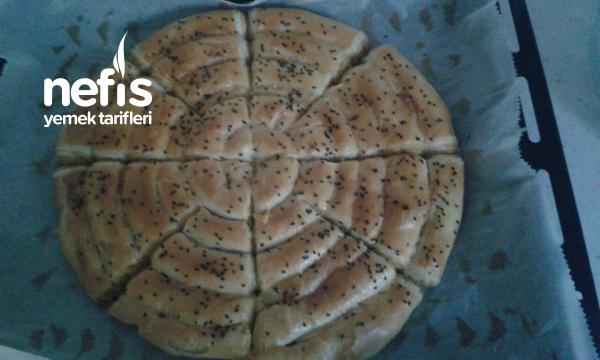 Mayasiz Acma Borek (harika Anne Böreği)
