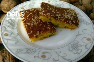 Pırasalı Kek (Resimli Anlatım) Tarifi