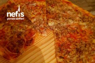 Ev Yapımı Mis Gibi Pizza Tarifi