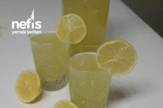 Pratik Limonata Tarifi (Hazır Gibi)