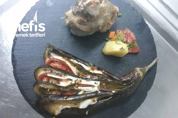 Akdeniz Patlıcan Tarifi