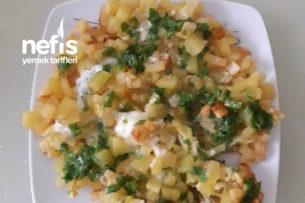 Kahvaltılık Küp Patatesim Tarifi