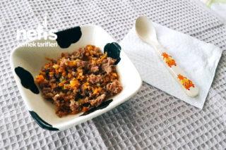 Kıymalı Sebzeli Bulgur Pilavı (10 +) Tarifi
