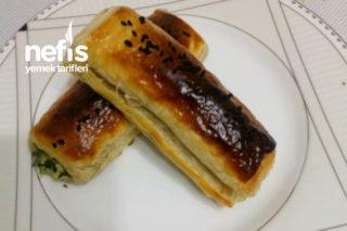 Milföylü Ispanak Böreği Tarifi