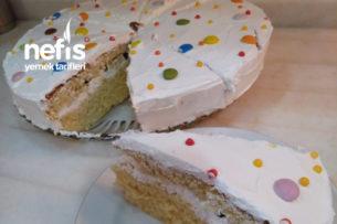 Muhteşem Yaş Pasta Tarifi