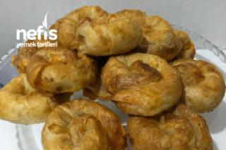 Patatesli Çıtır Börek (Unlu Ve Sirkeli) Tarifi