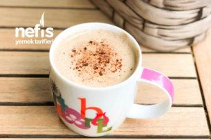 Aromalı Sütlü Kahve (Yağmurlu Havalara Birebir) Tarifi