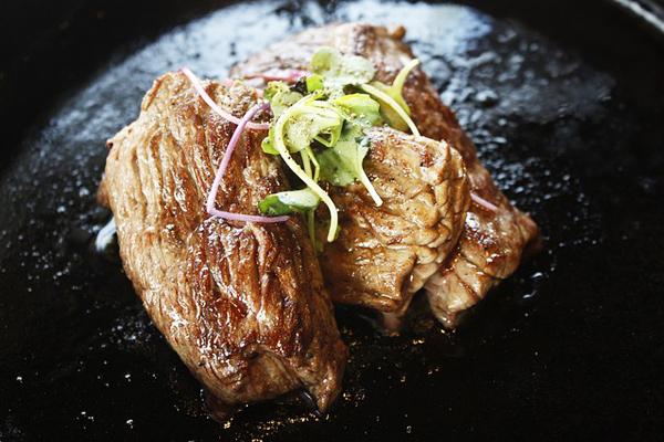biftek pişirme sanatı