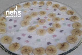 En Pratik Bisküvili Pasta Tarifi