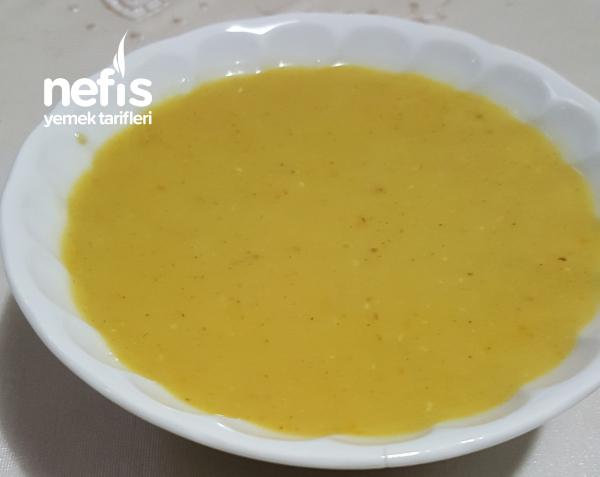 Enfes Sarı Mercimek Çorbası