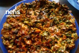 Sebze Pizza Tarifi