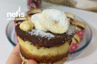 Cupcake Gibi Cheesecake Tarifi