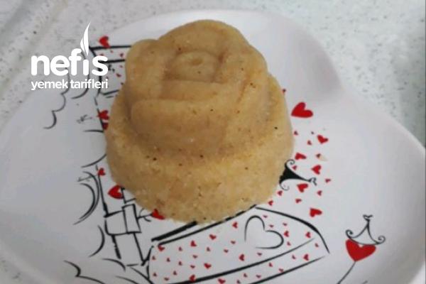 Dondurmali Irmik Helva
