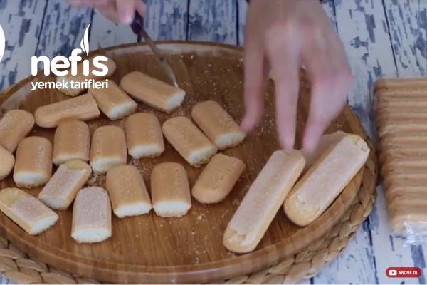 Kupta Enfes Tiramisu (videolu)