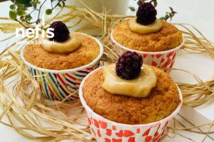 Labneli Ve Haşhaşlı Mini Kek Tarifi