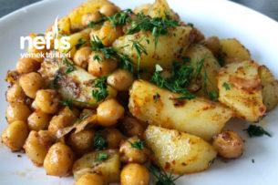 Nohutlu Patates Tarifi