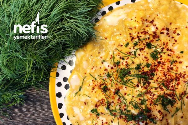 Çırpılmış Yumurta (Scrambled Eggs) Tarifi