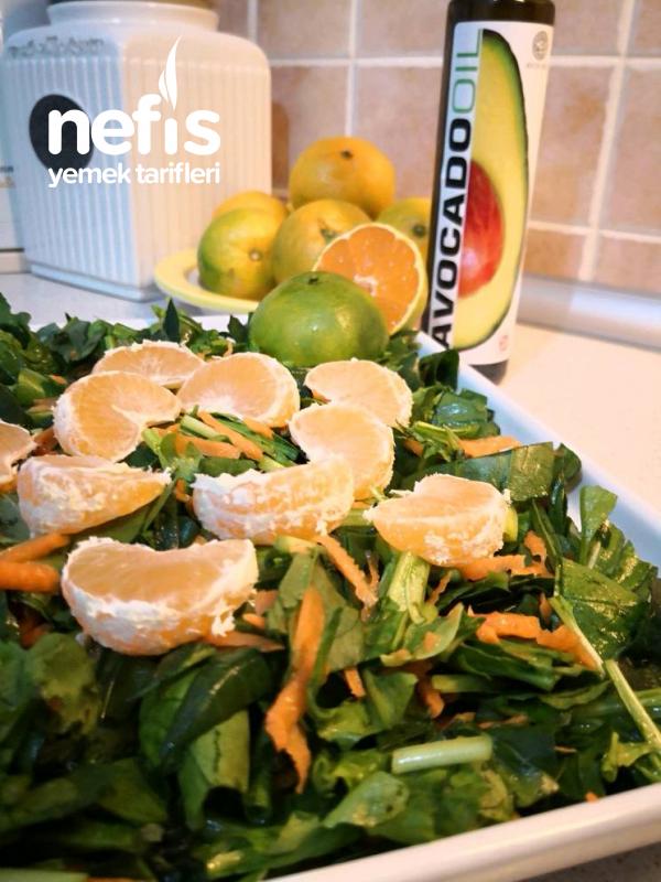 Ispanaklı & Rokalı Salata