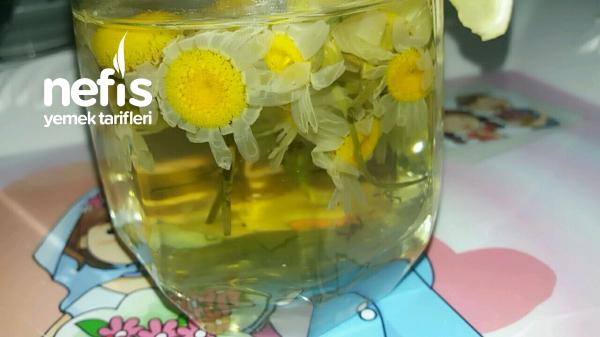 mucizevi 《papatya Çayı》faydaları