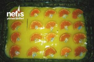 Portakallı Etimek Tarifi