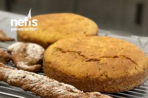 Taze Baharatlı Ve Yoğurtlu Mısır Ekmeği Tarifi