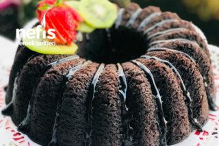 Tencerede Buharda Kakaolu Kek (Nemli Sünger Gibi) Tarifi