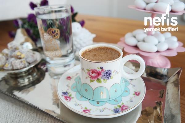 dibek kahvesi nasıl yapılır