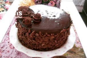 Doğum Günü Pastası (Tarif Ve Sipariş İsteten Pasta) Tarifi