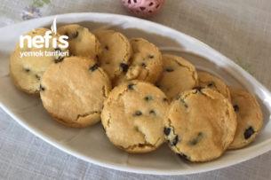 Kolay Cookie ( Kuki ) Kurabiye Tarifi