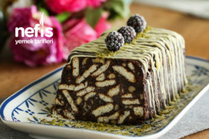 Mozaik Pasta Tarifi (videolu)
