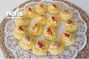 Patatesli Havuçlu Çanak Tarifi