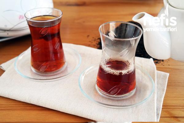 tavşan kanı çay demleme
