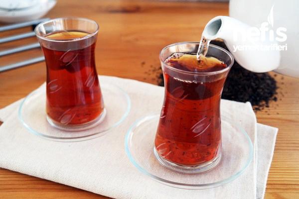tavşan kanı çay