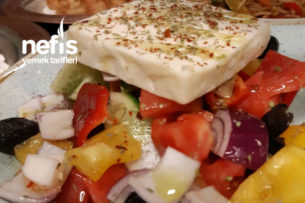 Greek Salata Tarifi