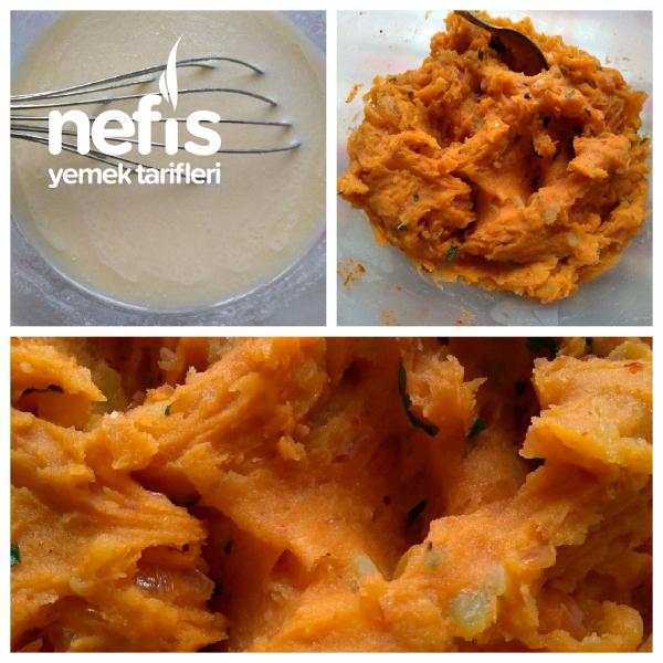 Patatesli Gül Böreği (Fesleğen Ve Sodalı)