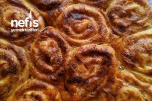 Patatesli Gül Böreği (Fesleğen Ve Sodalı) Tarifi