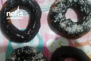 Glutensiz Ve Şekersiz Donut Tarifi