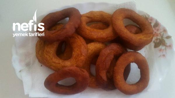 Glutensiz Ve Şekersiz Donut