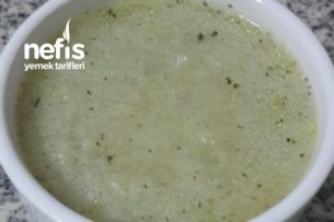 Kabak Çorbası (6 Ay ) Tarifi