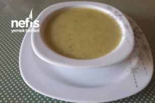 Oğlumun Nefis Brokoli Çorbası +12 Tarifi