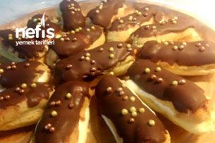 Pastane Usulü Ekler Pasta (Detaylı anlatım) Tarifi